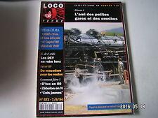 **e Loco revue n°572 Automotricre Z 7001 Zébulon en N  Voiture Espace détente H0