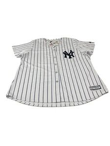 New York Yankees Women's Baseball Shirt XXLNew By Majestic Always Game Cool Base