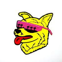 Chihuahua Dog Pet Cute Funny Beach Sunglasses DIY Jacket Shirt bag Iron on Patch