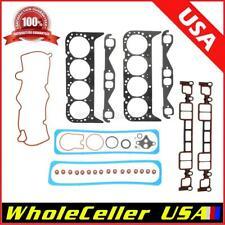 Cylinder HEAD GASKET SET Fits CHEVROLET C1500 SUBURBAN 5.7L 350CID V8 VIN# R