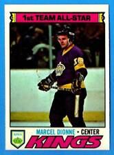 1977-78 Topps MARCEL DIONNE (ex-mt) Los Angeles Kings