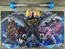 Kalin Kessler&Hundred-Eyes&Infernity Doom Dragons YuGiOh Playmat Free best Tube