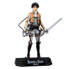 Attack on TITAN Action Figure Levi Ackerman 18 Cm McFarlane Toys Figures