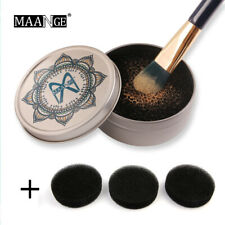 MAANGE Makeup Brush Cleaner Sponge Remover Color Cosmetic Clean Kits