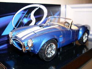 1965 Shelby Cobra 427,Maisto Modèle Auto 1:24