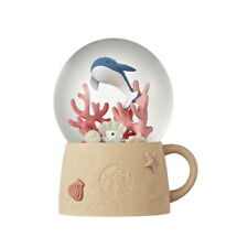 Starbucks Korea 2020 Summer Limited Under The Sea Snow Globe/Snowball + Tracking