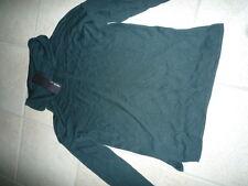 Zero Rollkragenpullover Flaschengrün Gr.34 auch 36 Pullover Rollkragen grün neu