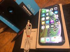 Apple iPhone XS (64gb) Verizon Globally Unlocked (A1920) Apple-Care+ MiNT 100%