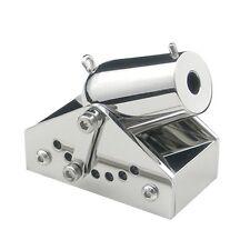 3-GEN ADJUSTABLE Stainless Steel Black Mini Powder Cannon w/ Free Balls