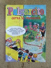 Pulgarcito Extra de Primavera. Editorial Bruguera.1981