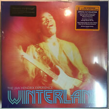 THE JIMI HENDRIX EXPERIENCE - WINTERLAND - Limited 8 LP (VINYL) BOX - NEUWARE