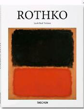 MARK ROTHKO ~ JACOB BALL-TESHUVA ~ TASCHEN ~ PROFUSELY ILLUS ~ BRAND NEW ~ HC