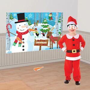 Weihnachten Familie Spaß Bungee Bogey Zähflüssige Grob Klebend Snotball Spiel