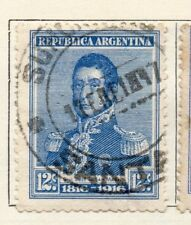 Argentine Republic 1916 Early Issue Fine Used 12c. 106753
