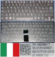 Clavier Qwerty Italien SONY VAIO SVE14A 5501217F2G0-035-G 9Z.N6BBF.C0E BACKLIT