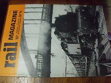 µ?§ Revue Rail Magazine n°11 Mamers-St Calais 030 DC Corpet-Louvet