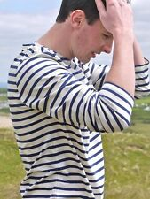 Crew Neck Fitted Striped Casual Shirts & Tops for Men