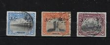 BAHAWALPUR SG011/13, 1945 (MAR-MAY) SET FINE USED