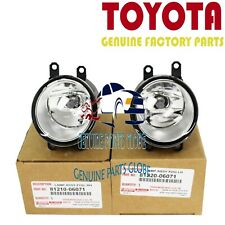 GENUINE LEXUS RX350 TOYOTA AVALON CAMRY RAV4 COROLLA LEFT & RIGHT FOG LAMP SET