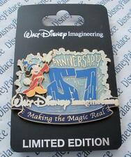 Cast WDI Walt Disney Imagineering 57th Anniversary Sorcerer Mickey LE 100 Pin