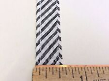 SUSIE'S READY TO SMOCK BLACK STRIP PIPING- 5 1/2 YARDS