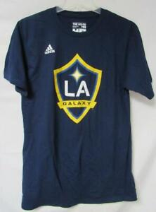 Adidas Los Angeles Galaxy Men's Size M XL or 2X T-Shirt A1 3748