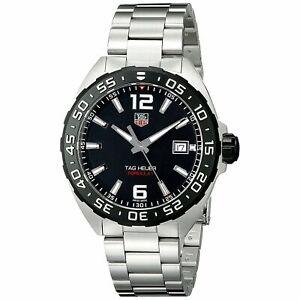 Tag Heuer Men's WAZ1110.BA0875 Formula One Stainless Steel Watch