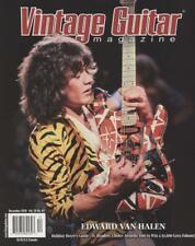 Vintage Guitar Magazine December 2020 Eddie Van Halen