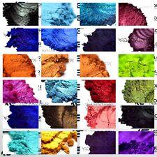 10g Pearl Pigment KolorEFX Paint Clear Fluid Acrylic Resin Art Polish Dip
