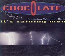 Chocolate it 's raining Men (1993, feat. weather Girls) [Maxi-CD]
