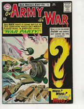 OUR ARMY AT WAR #151 FN+ FIRST ENEMY ACE ISSUE SGT. ROCK SILVER AGE DC COMICS