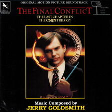 Omen 3: The Final Conflict - Original Soundtrack [1991] | Jerry Goldsmith | CD