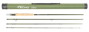 ECHO DRY Rod Flyfishing Rod 9'0'' #9 / Einhandrute