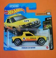 Porsche 514 Safari Hot Wheels 2020 Caja P Nightburnerz 4/10 Mattel