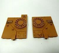 GI Joe Vehicle Mauler MBT TankBody Screws Set 1985 Original Part
