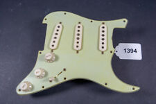 Fender Custom Shop Stratocaster Pickguard & Fat 50' Single Coil Pickups #1394