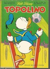 TOPOLINO LIBRETTO 852 - 26 MARZO 1972 -  CON BOLLINO-OTTIMO -[MAG TT8]