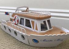 Sylvanian Families / Calico Critters Pleasure Boat