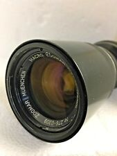 Kilfitt Macro Zoomar 50-125mm f/4 Zoomar Muenchen & 2X Converter for Leica R