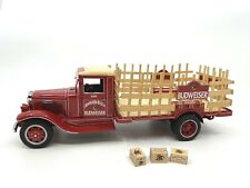 New Listing1933 Budweiser Delivery Truck ~ Danbury Mint ~ with Box and Cert~Xlnt Condition
