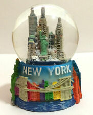 New York City Snow Globe 2.5 Inch (45mm) Skylines & Statue of liberty wg212