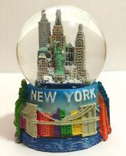 New York City Snow Globe 2.5 Inch (45mm) Skylines & Statue of liberty wg212