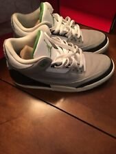 0143bf08390a Air Jordan 3 Retro - Smoke Grey Chlorophyll - US Size 9.5