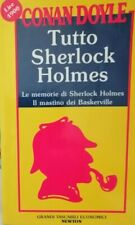 Tutto Sherlock Holmes 2 - Arthur Conan Doyle - Grandi tascabili Econ Newton 1991