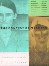 Contest of Meaning : Critical Histories of Photography (1992, Paperback,...