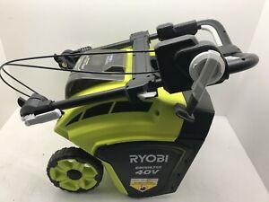 Ryobi RY40806 21 in. 40V Brushless Cordless Snow Blower, BT, VG M