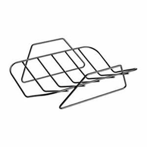 Le Creuset Non-stick 3-ply stainless steel Roasting Rack, Diameter 31x26.3x10cm,