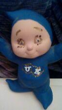 rare Ceramic Figurine Statue University of Kentucky Blue Devil elf troll fairy