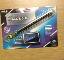 """10""""12V VISOR INTERIOR UV-LIGHT BLACK NEON LIGHTING EFFECT GOOD MOODY FEELING NZ"""