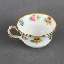 BEAUTIFUL AND RARE ENGLISH CHILD CUP BY MINTON 19TH B)